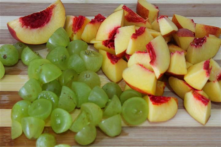 fructe taiate