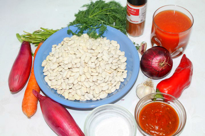 ingrediente fasole batuta