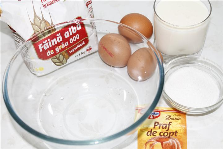 ingrediente gogosi pufoase