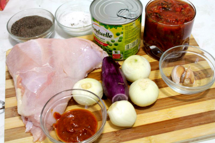 ingrediente tocanita de pui