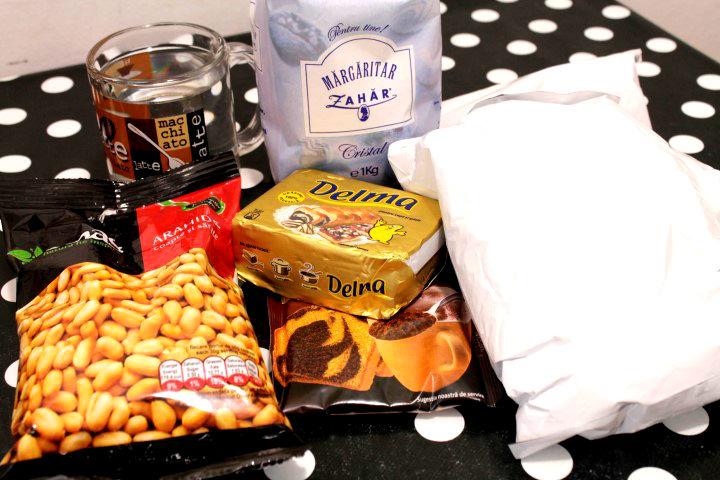 ingrediente ciocolata de casa