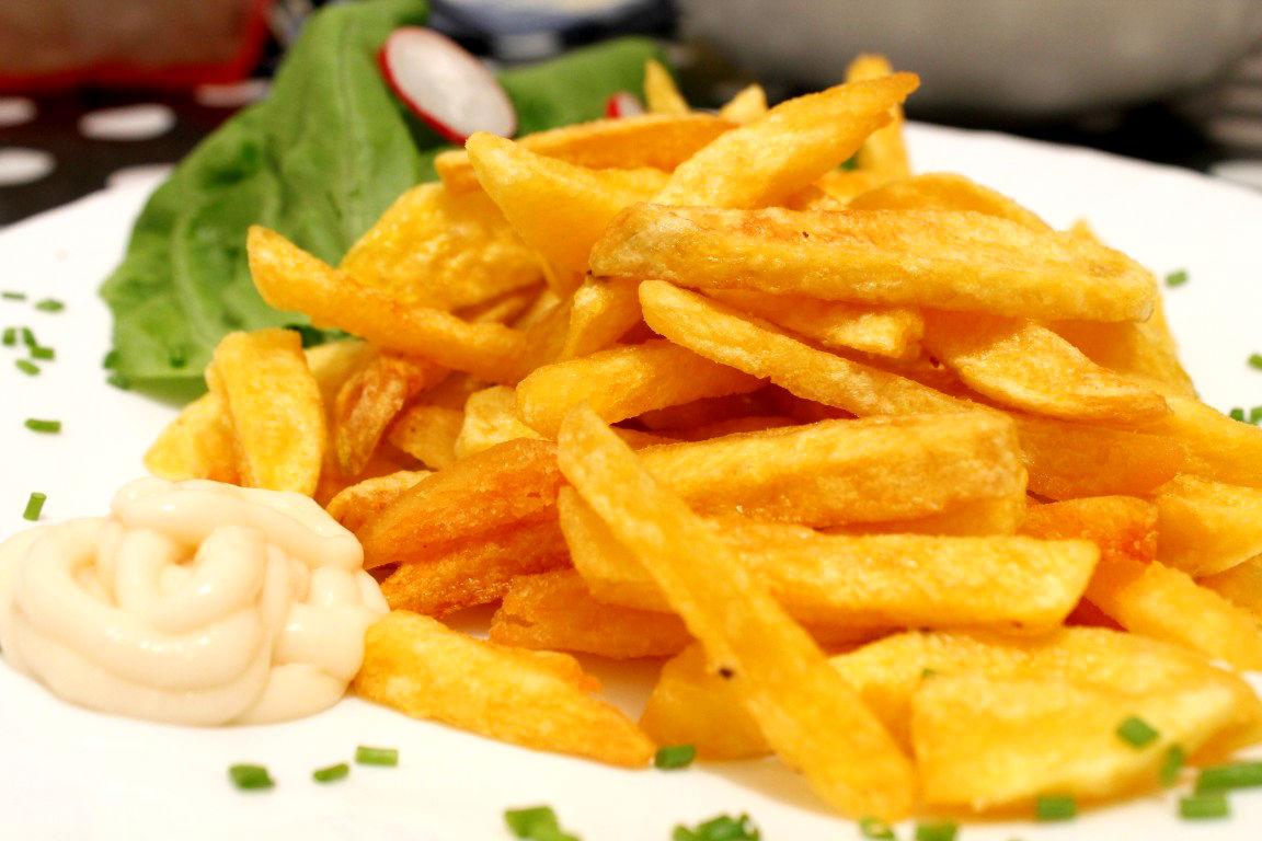 cartofi kfc