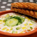 Salata greceasca Tzatziki