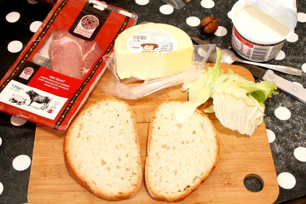 ingrediente sandwich don corleone