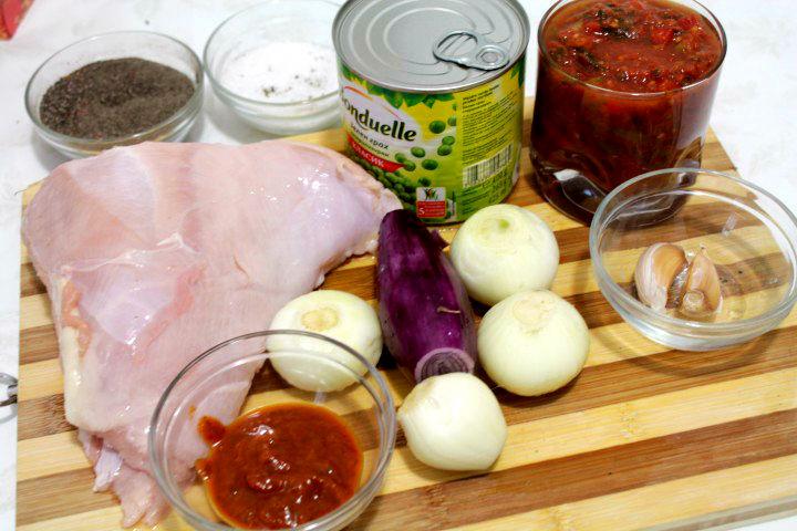 ingrediente tocanita de pui