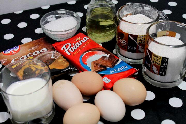 ingrediente chec cu ciocolata